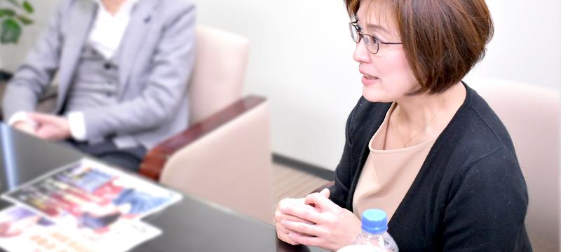 仙台東管理者インタビュー7